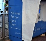 To skip those four person lines at the enterance of the ballpark